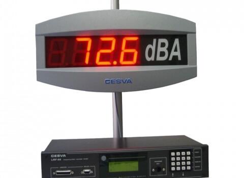 Cesva DL100 External Display