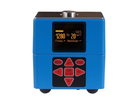 Cesva CV211 Multi-frequency Vibration Calibrator