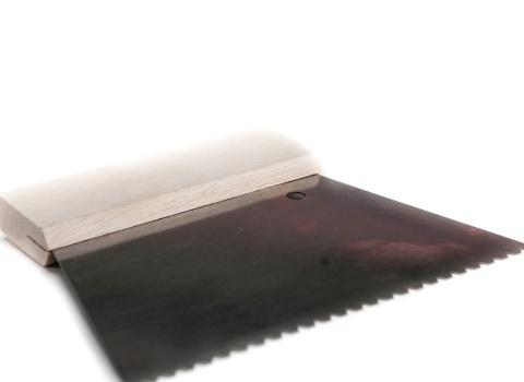 Notch Trowel 3mm Adhesive Spreader