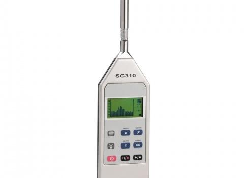 Cesva SC310 Class 1 Sound Level Meter
