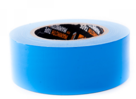Blue Cloth Tape