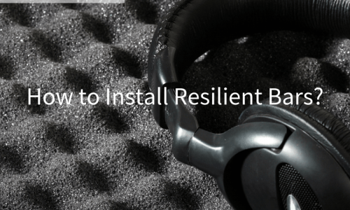 How to Install Resilient Bars