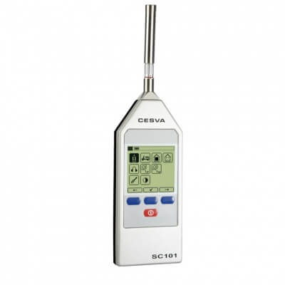 Cesva SC101 Class 1 Sound Level Meter