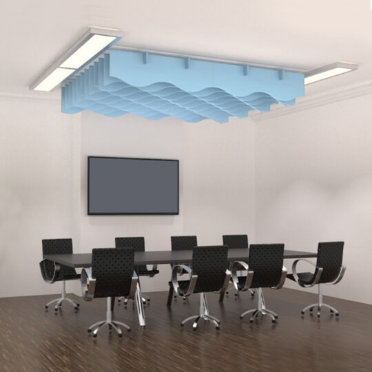 Acoustic Panels & Sound Absorption