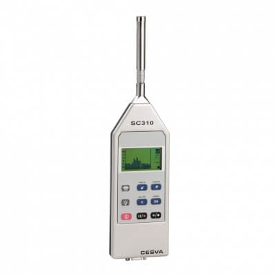 Cesva SC310 Class 1 Sound Level Meter