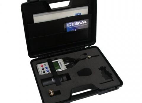 Cesva EM212a Dosimeter Set