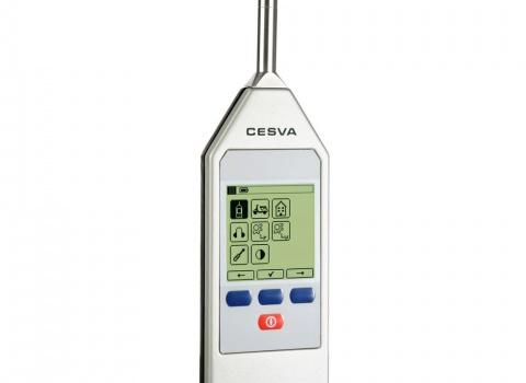 Cesva SC102 Class 2 Sound Level Meter